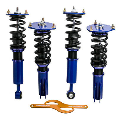 Coilover Kits for Mitsubishi 3000GT-VR4 FWD 1991 1992 1999 3.0L Adj. Height