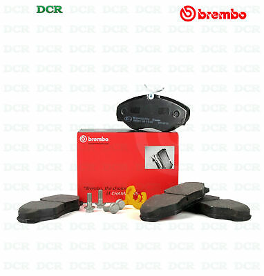 Kit Brake Pads Brembo P44015 Land Rover