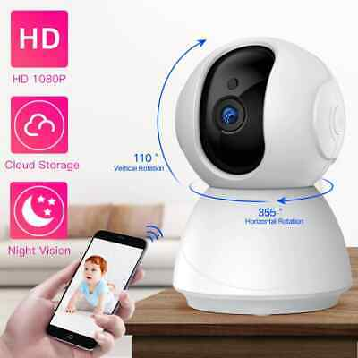 Sdeter Wirless Camera Pet/baby Home Security IP WIFI 720/1080P P2P NightVision
