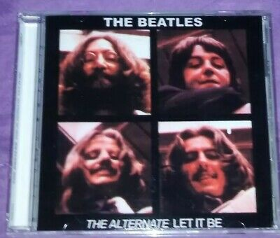 THE BEATLES -Alternate Let It Be CD! PCD-017, 26 Tracks!