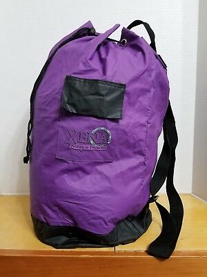 Vintage Xena Warrior Princess Backpack bBag - New w/ Tags