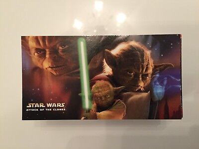 Star Wars Topps Widevision Episode II 2 Attack of the Clones kompl. Satz (80)
