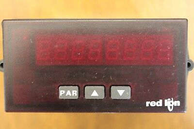 Red Lion Controls Paxlc800 Digital Counter