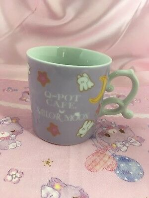 【sailor moon ×Q pot 2018】Usagi Dream Sugar Cookie Mug Cup Ofuton pattern bedding