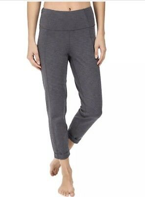 6fb53ee004a NWT Lucy Strong Is A Beautiful Flare Pant Activewear Yoga Grey S Free Ship