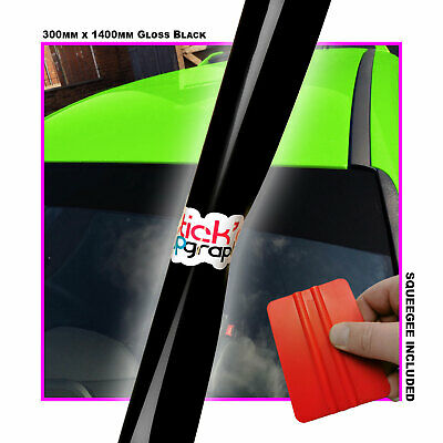 NEW Universal Matt Black Car SunStrip BEST QUALITY