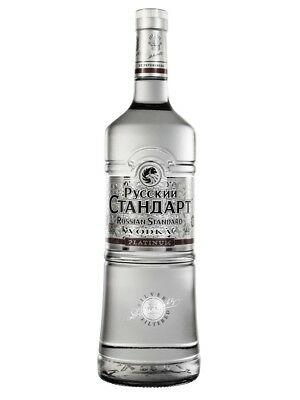 Russian Standard Vodka Platinum    1000ml