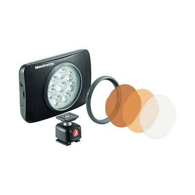 LUMIMUSE 8 LED Light and Accessories - Black