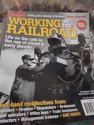 Working On The Railroad Magazine Usa Collectors Edition
