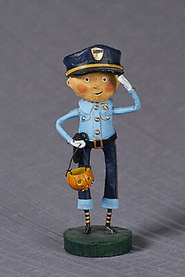 Lori Mitchell™ - Johnny Law - Kid Police Officer Cop Hero Figurine 22792