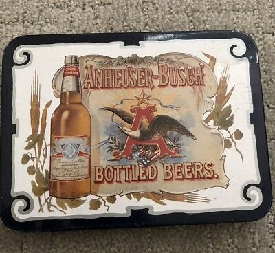 Anheuser Busch Playing Cards - 1988 - No reserve - Fast Shipping