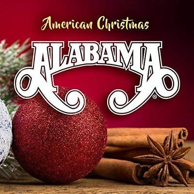 "Alabama - American Christmas [New CD] - Featuring ""Ain't Santa Cool"""
