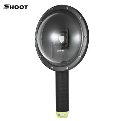6 Inch Action Camera Diving Fisheye Dome Port Underwater Diving Camera Lens T3M4