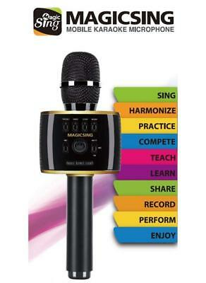 MagicSing MP30 · New 2018 Model · All-In-One Portable Smartphone Karaoke ·...