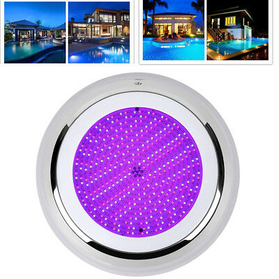 35W 441 LED RGB Resin Filled 12V Underwater Swimming Pool Bright Light