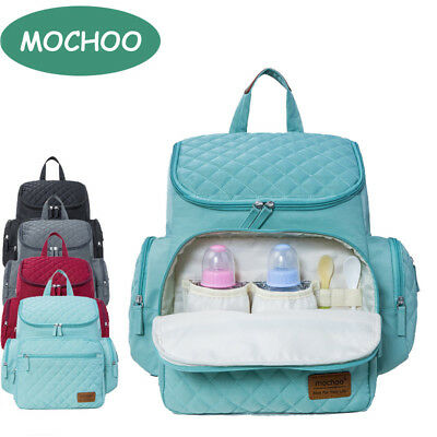 Mummy Maternity Nappy Diaper Bag Large Capacity Travel Backpack Stroller Bags