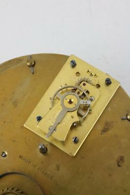 SWISS (modern) LEVER PLATFORM ESCAPEMENT & free clock WORKING ORDER carriage