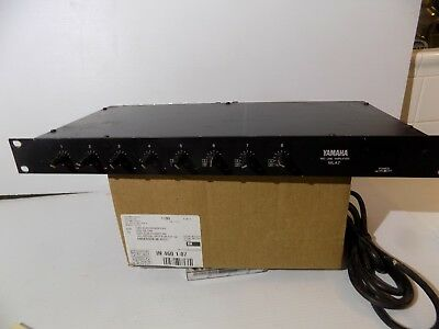 Yamaha MLA7 8-channel In - Out Mic/Line Microphone Preamp