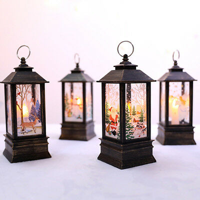 1pc Christmas Candle with LED Tea light Candles for Christmas Decoration party