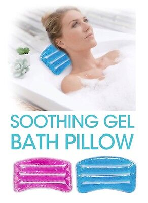 Soothing Gel Bath Pillow