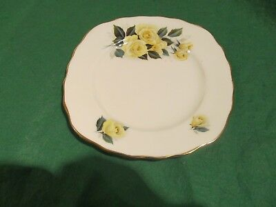 Royal Vale Tea Plate by Ridgway Potteries numbers 8 46 9 underneath