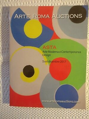 Catalogo Asta Arte Roma Auction