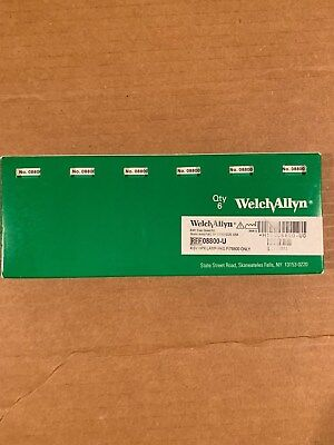 Replacement Halogen Lamp Welch Allyn 4.6 Volts 08800-U6
