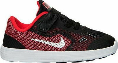 NIKE REVOLUTION 3 TODDLER SHOES 819415 600 CHOOSE YOUR SIZE