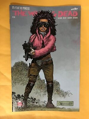 Walking Dead #171 First Print Image Comics (2016) First Appearence Of Princess