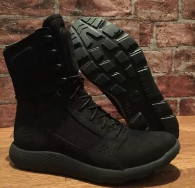 9c0910530cf TIMBERLAND LIMITED RELEASE Flyroam Tactical Men Leather Boot Black  Tb0A1Nk5. 11