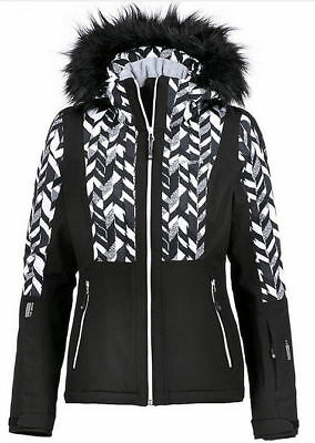 ICEPEAK NANCY - Skijacke Damen Outdoor Winter Skisport UVP 160 €