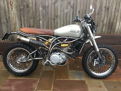 Ccm Spitfire Scrambler Limited Edition Stage1 Ohlins Collectible Bike Px Welcome