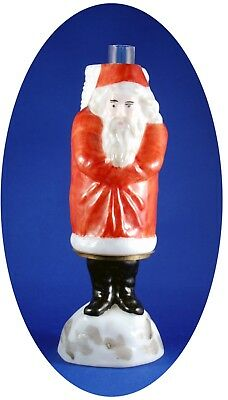 RARE Antique SANTA CLAUS Miniature Oil Lamp, S1-VII