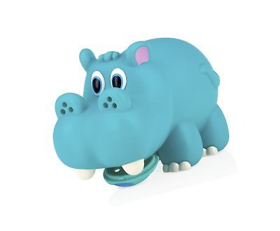 Bathing Accessories Nuby Hippo Water Spout Cover In Blue