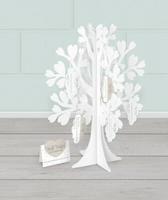 Baby Shower Party Oh Baby - Wishing Tree(Card) & 30 tags Alternative Guest Book