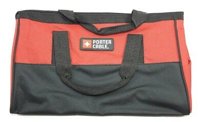 New Porter Cable Heavy Duty Tool Bag Contractor