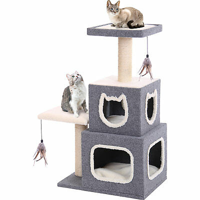 Penn Plax Cat Cube Tower, 41""