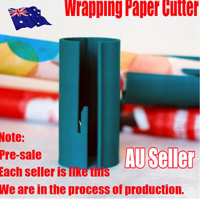 1/2 Pcs AU Wrapping Paper Cutter -  FAST SHIPPING Chrismas Tool MN