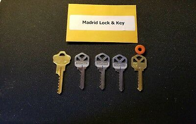 KW1, KW10 residential/commercial 6 pin and 5 pin Kwikset Locksmith Lockout Tool