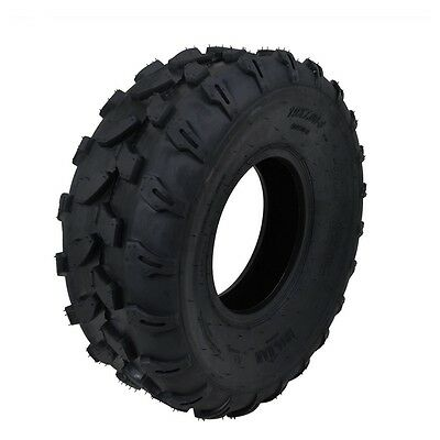 "4Ply 19 X 7 - 8"" Front Knobby Cover Nylon Tire Quad Dirt Bike ATV Buggy Gokart"