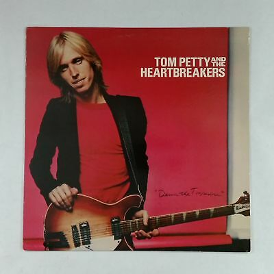TOM PETTY & THE HEARTBREAKERS Damn The Torpedoes MCA5105 Sterling LP Vinyl VG++
