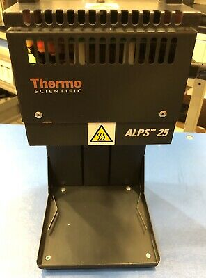 Thermo Scientific ALPS 25 Combi PCR MicroPlate Thermo Sealer  + Warranty e3b