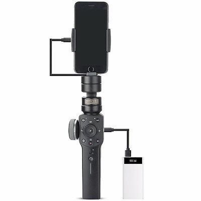 New ZHIYUN Smooth 4 3-Axis Handheld Gimbal Stabilizer for Smart Phone iPhone