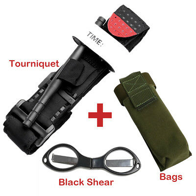 2018 Tourniquet Rapid One Hand Application Emergency Outdoor First Aid Kit CN