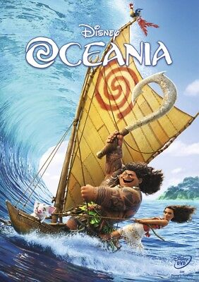 Ron Clements - Oceania - Vaiana