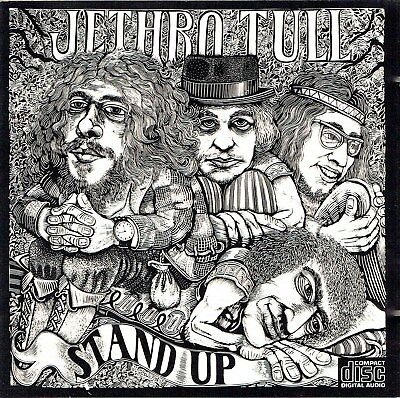 (CD) Jethro Tull - Stand Up - Bouree, We Used To Know, Nothing Is Easy,u.a.