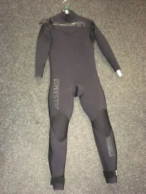 Mystic Majestic Mens Wetsuit 2016 Black Medium