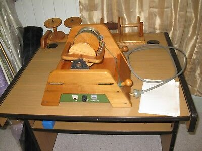 Desk to suit Ashford Electronic Spinning Wheel or computer or sewing machine