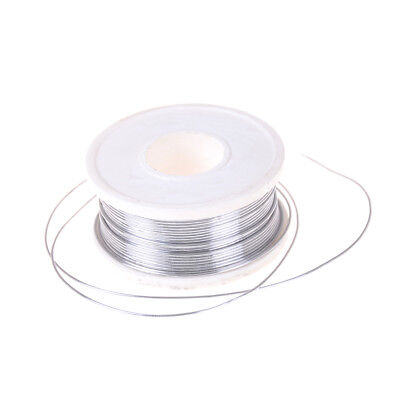 1PC 100g 0.8mm 60/40 Tin lead Solder Wire Rosin Core Soldering Flux Reel Tube Gh