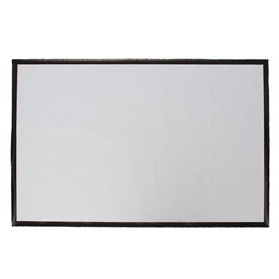 Portable 72 Inch 16:9 PVC Fabric Matte Projector Projection Screen